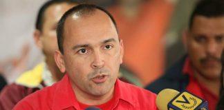 Francisco Torrealba, Ministro del Transporte