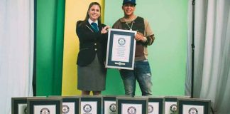 Daddy Yankee consigue 10 récords Guinness
