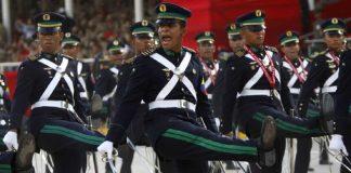 Militares de la aviación