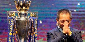 Vichai Srivaddhanaprabha, dueño del Leicester City