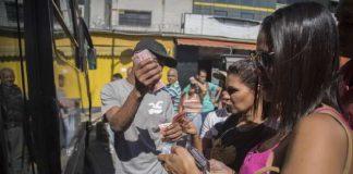 trasporte público aumenta pasaje guárico san juan de los morros