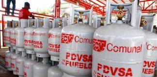 Gas comunal