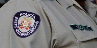 Policía de Caracas