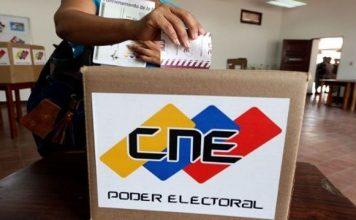 elecciones de gobernadores