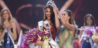 Miss Filipinas es la nueva Miss Universo