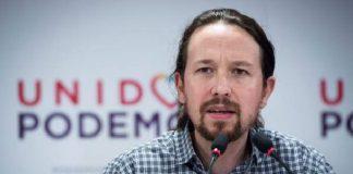 Pablo Iglesias, líder de Podemos en España