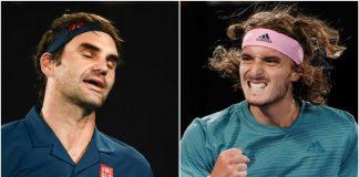 Federer-Tsitsipas