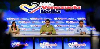 Maduro, Misión Venezuela Bella