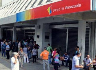 Plataforma del Banco de Venezuela