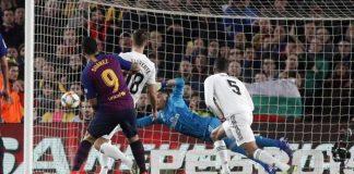 Barcelona vs Real Madrid, Copa del Rey