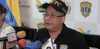 Douglas Rico, Director del Cicpc