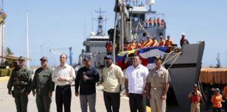 Ejecutivo nacional enviado insumos a Cuba