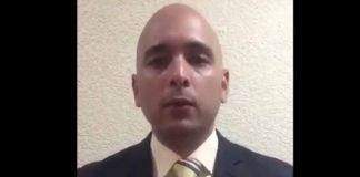 Inspector del Cicpc, Jesús David Gonzales