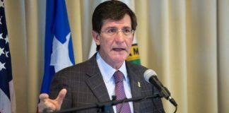 Luis Rivera Marín, Secretario de Estado de Puerto Rico.