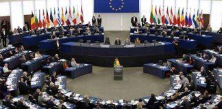 Eurodiputados, Parlamento Europeo