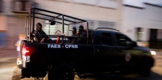 Fuerzas de Acciones Especiales de la Policía Nacional Bolivariana.