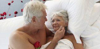 Adultos mayores, sexualidad