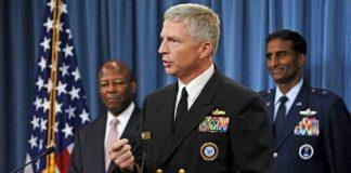 Craig Faller, Jefe del Comando Sur de los Estados Unidos.