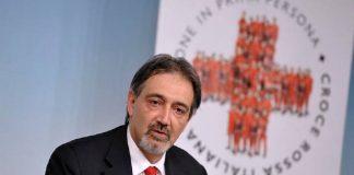 El presidente del Comité Internacional de la Cruz Roja y la Media Luna Roja (CICR), Francesco Rocca.
