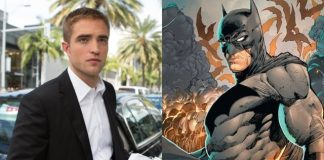 Rober Pattinson, The Batman