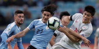 Uruguay vs Japon, Copa América Brasil 2019