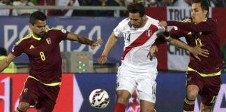Venezuela-Perú