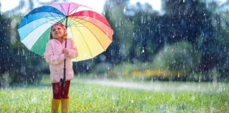 Olor de la lluvia
