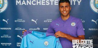Rodrigo Hernández, Fichaje del Manchester City
