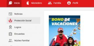 Bono de Vacaciones