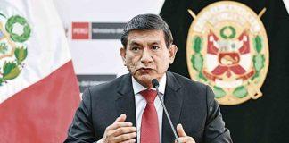 Carlos Morán, Perú