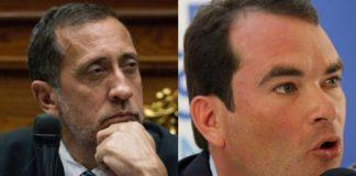 José Guerra y Tomás Guanipa