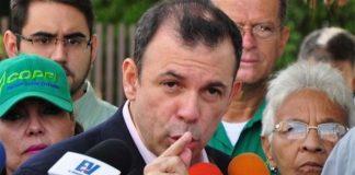 Roberto Enríquez, presidente de Copei Legítimo OCDA.