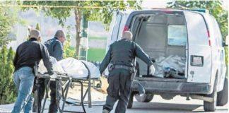 Homicidio en México