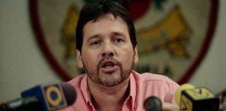 Presidente de la Federación Unitaria Nacional de Empleados Públicos (Fedeunep), Antonio Suárez.