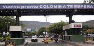 Frontera de Colombia