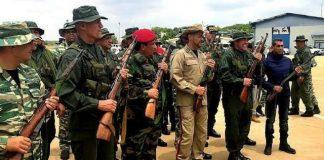 Fanb y milicianos