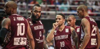 Selección de Venezuela de Baloncesto
