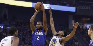 Resultados NBA: Los Ángeles Clippers vencieron a los Golden State Warriors