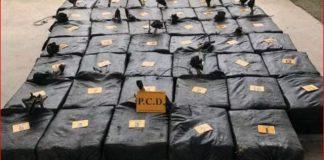 Siete venezolanos fueron detenidos por tráfico de droga