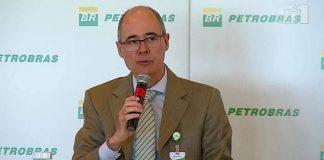 Eberaldo Neto, director de Asuntos Corporativos de Petrobras