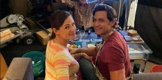 Edgar Ramírez compartió un pabellón criollo con Jennifer Garner