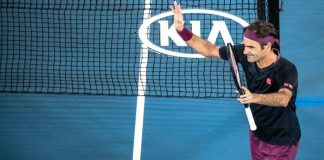 Roger Federer avanza a octavos de final del Australian Open.