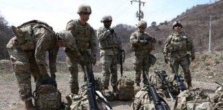 Ejercicio militar del Comando Sur