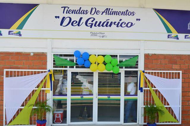 """tienda de alimentos """"del Guárico"""""""