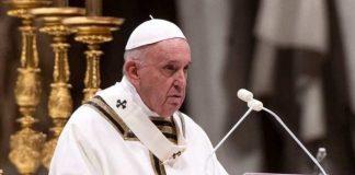 semana santa Papa Francisco