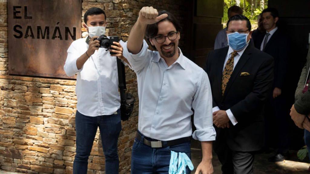 Freddy Guevara