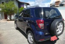 Se vende Toyota Terios