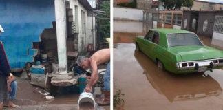 Lluvias en Aragua