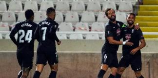 Yangel Herrera y el Granada en la Europa League