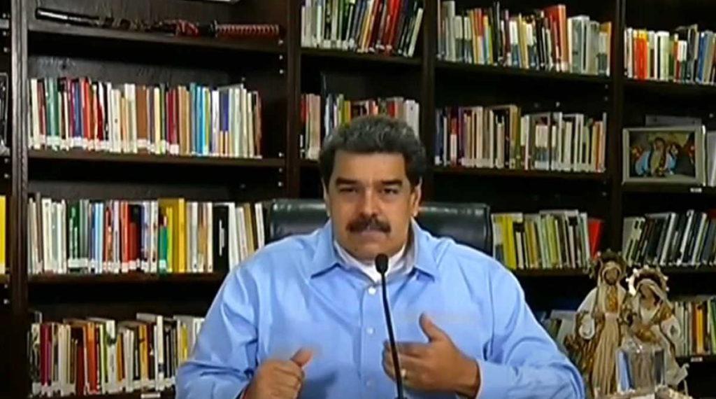 Maduro: Hay 10 casos de la variante brasileña del covid-19 en el país